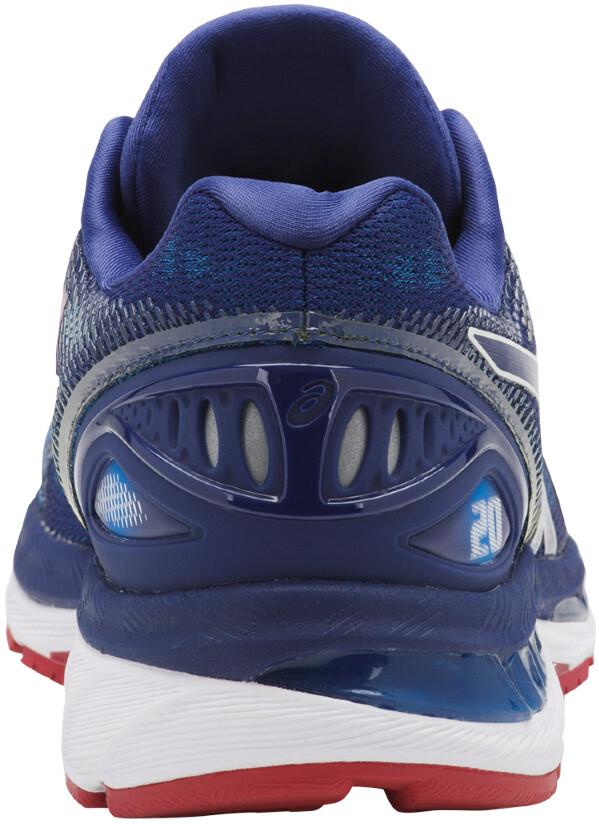 cfa305cdb3d asics Gel-Nimbus 20 Running Shoes Men blue at Addnature.co.uk